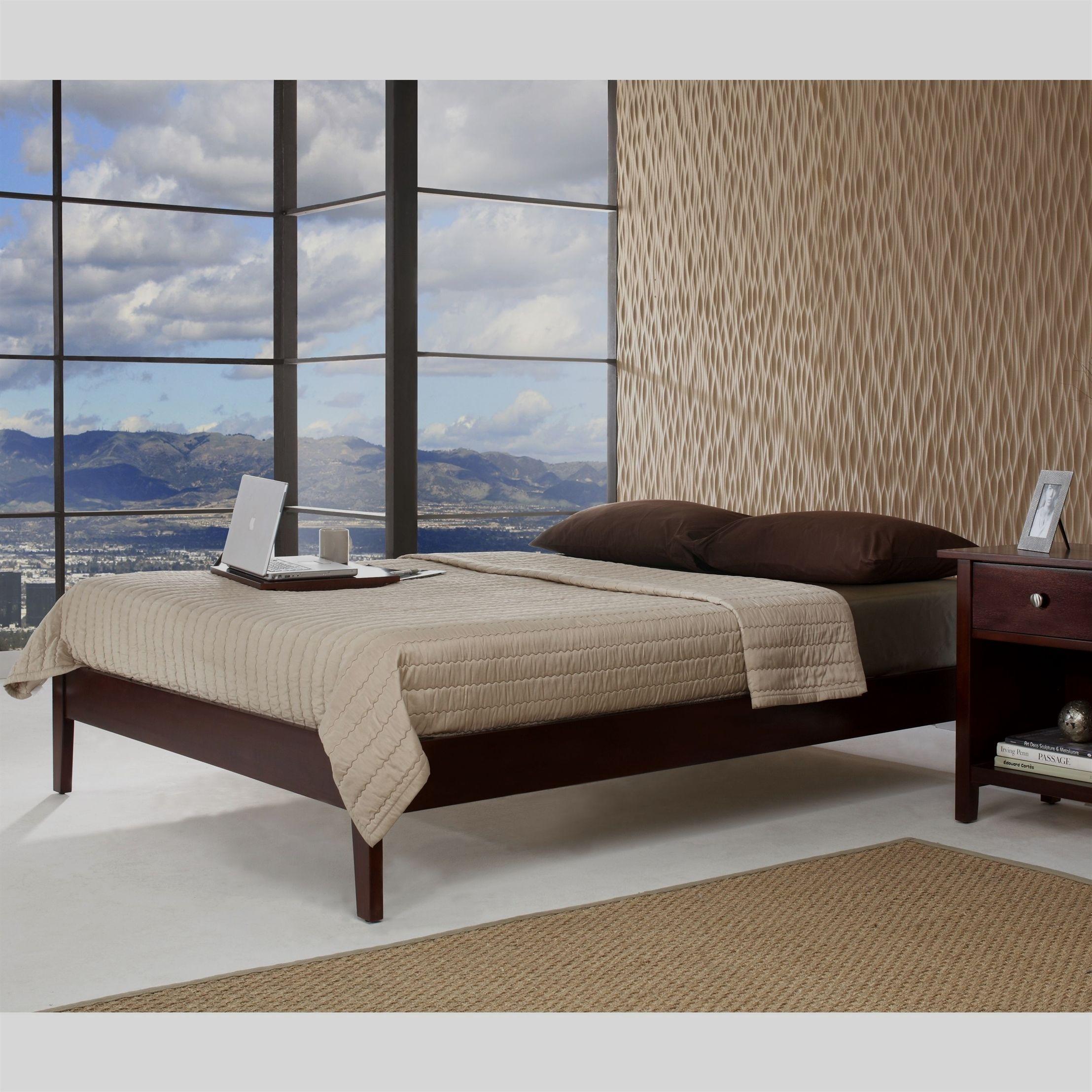 17 Special Platform Bed Frame No Headboard Platfor