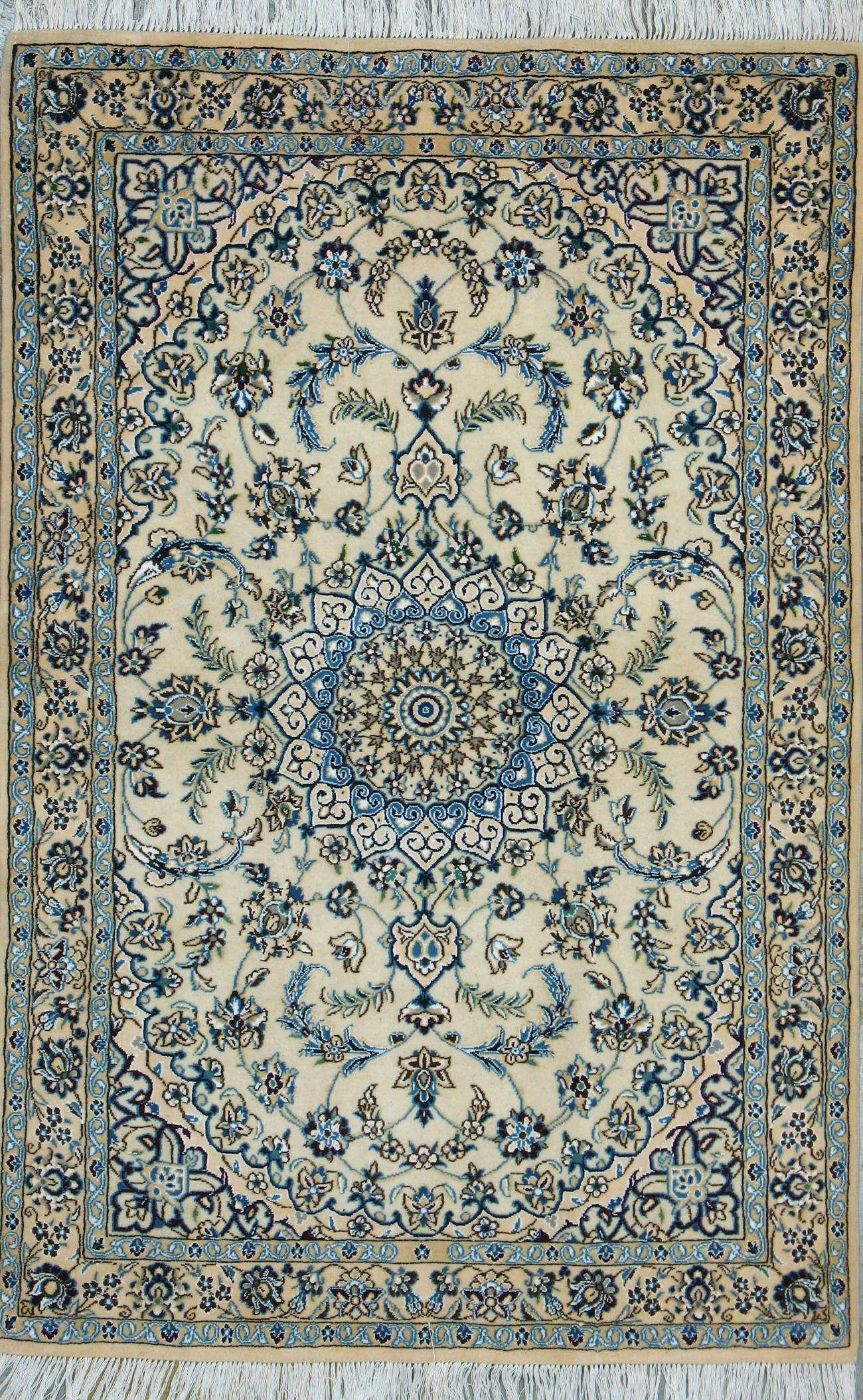 Buy Nain Persian Rug 3 39 9 Quot X 5 39 8 Quot Authentic Nain Handmade Rug Persian Rug Rugs
