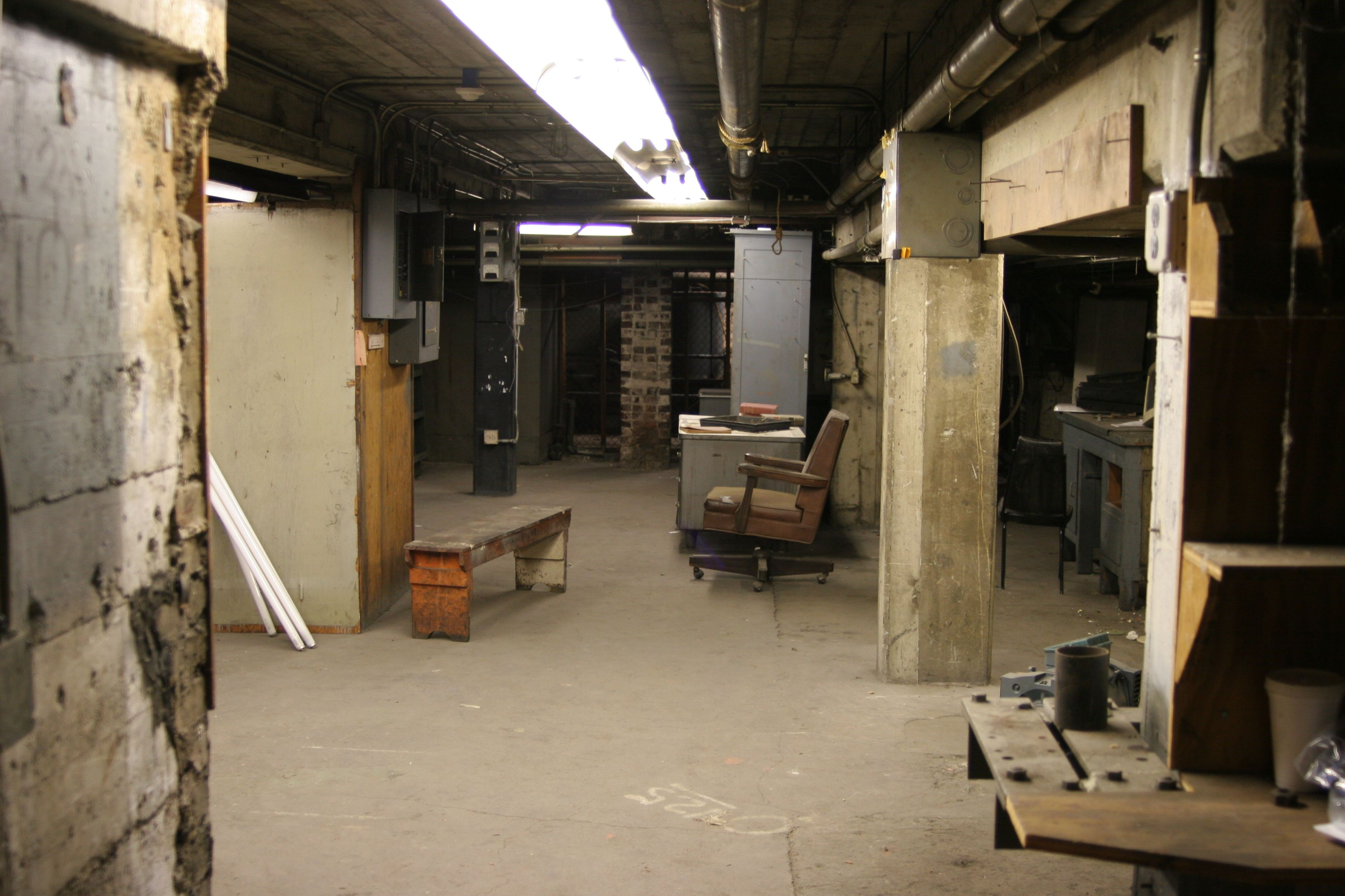 Image result for old apartment basement old apartments