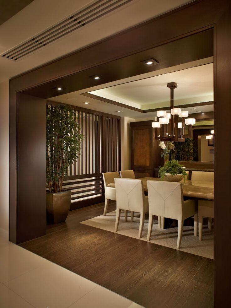 Boca raton residence by steven  mas ceiling design living room partition also for jeena  shiva bhoomija creations home in rh pinterest