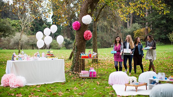 Best Baby Showers Ever ~ Springtime tips for the best baby shower ever babies
