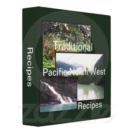 Traditional Recipe Binder