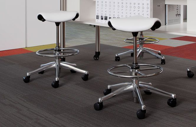 Saddle Pony Saddle Humanscale Office Interiordesign Furniture Http Www Benharoffice Com Ergonomic Seating Seating Office Seating