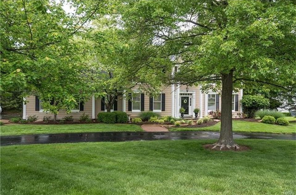 homes for rent in chesterfield mo