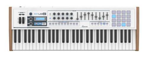 Arturia-Keylab-88-Note-Hybrid-Synth-Midi-Controller-Weighted-Hammer-Keyboard-1