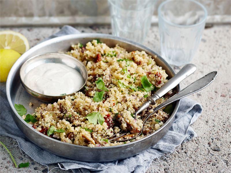 Kvinoa Risotto