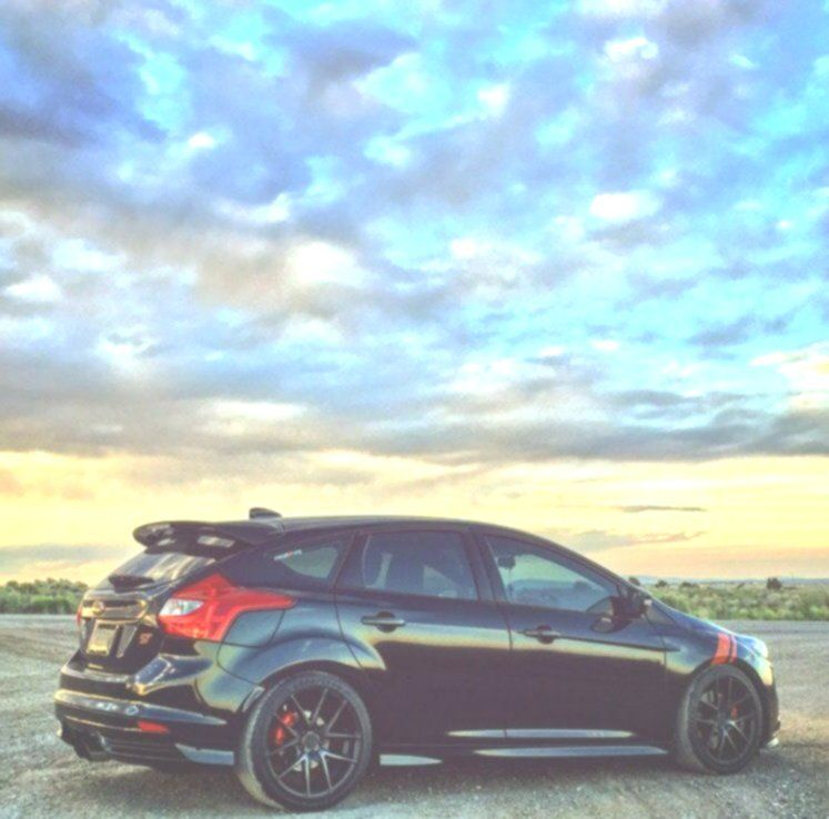 Participation In The June St Focus 2020 Contest Ford Focus St F In