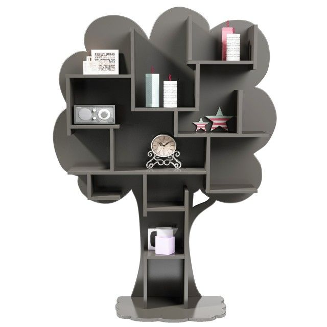Louane Kids Tree Bookcase From Mathy By Bols