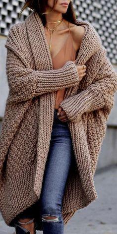 19 tenue de cardigan en tricot pas cher à essayer # #cardigans