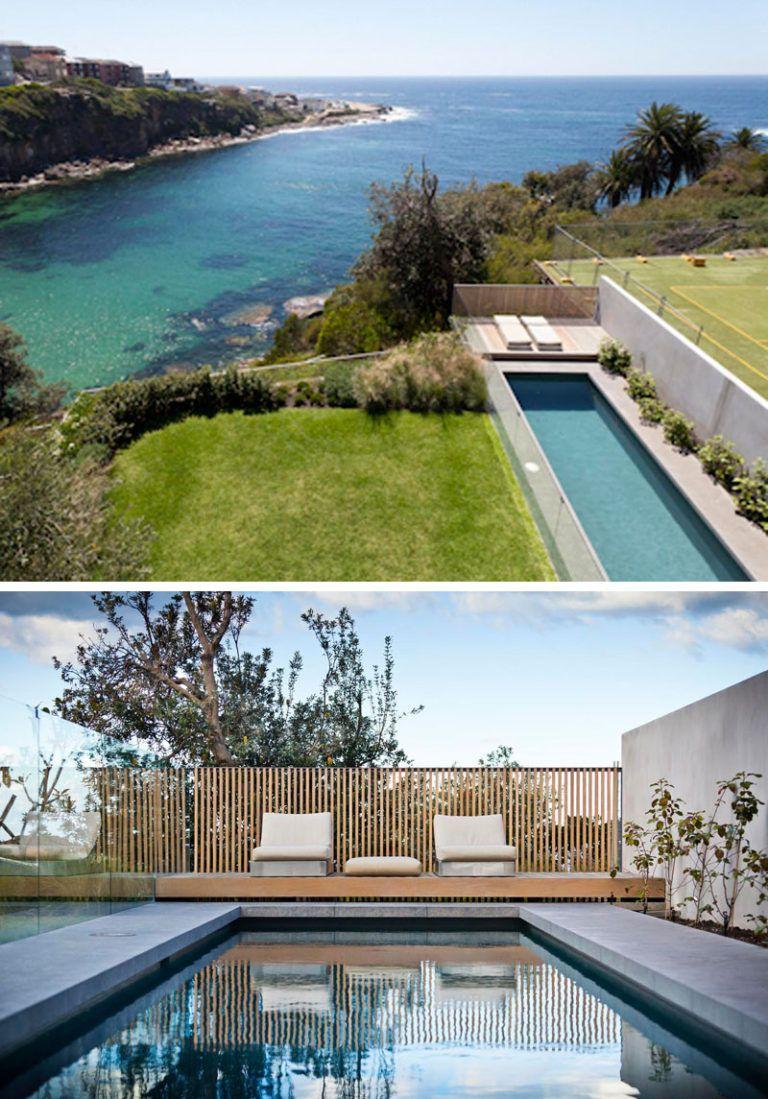 Madeleine Blanchfield Architects Design A Modern House Overlooking ...