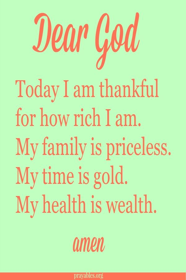 SAY AMEN! more prayers blessings