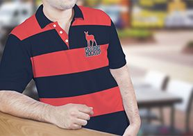 Download Gorgeous Free Polo Shirt Mockup Psd Zippypixels Shirt Mockup Clothing Mockup T Shirt Design Template