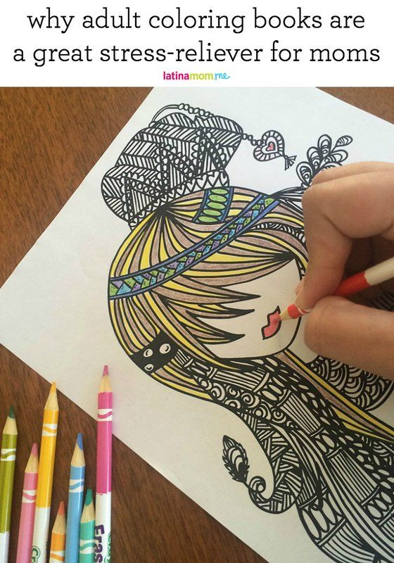 Adult coloring books can be therapeutic and can function as part of a  strategy for coping with stress, depression, anxiety. It's a great way to  relax!