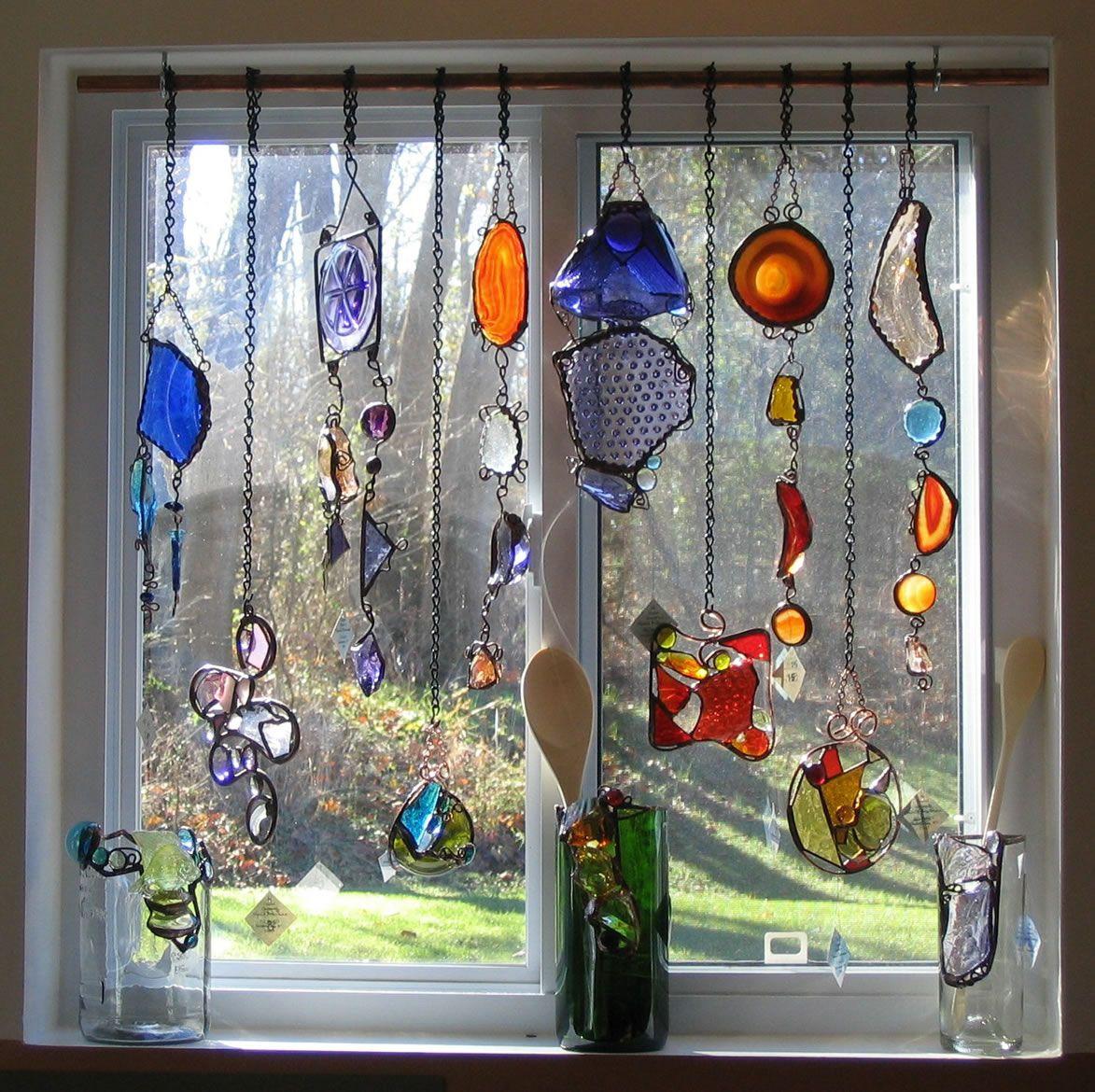 Die 25 besten glaskugeln ideen auf pinterest h ngeschmuck selbst machen christbaumschmuck - Weihnachtsdeko hangend ...