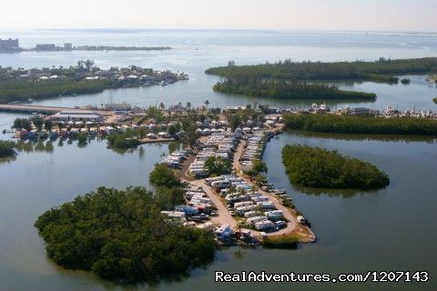 San Carlos Mexico Rv Resorts San Carlos Rv Park Islands Fort Myers Beach Florida Campgrounds Fort Myers Beach Florida Florida Beaches Rv Parks