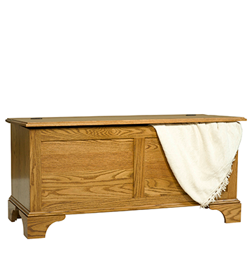 Brook Stone Blanket Chest