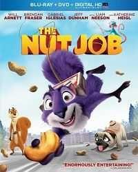 The Nut Job (2014) Hindi - English Movie Download 480p