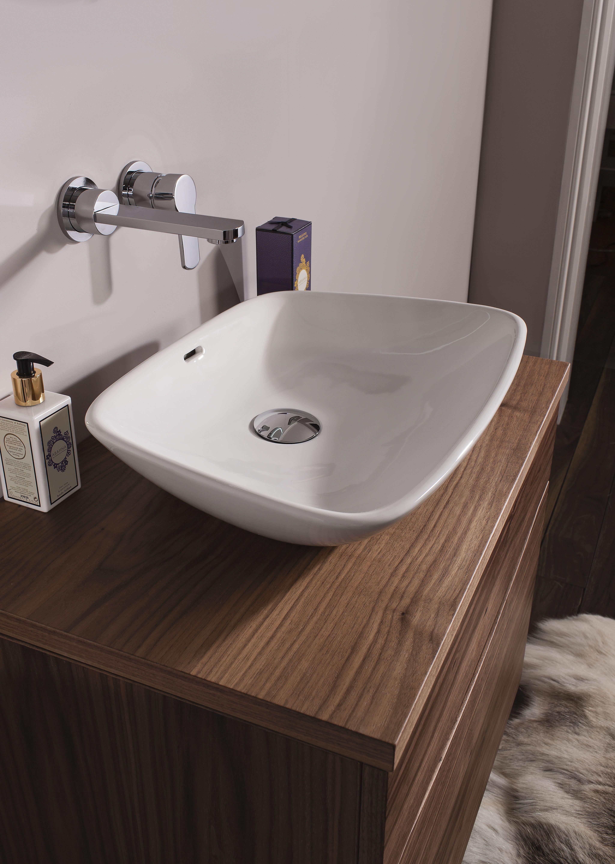 Anabel Countertop Bathroom Basin from Crosswater http   www bauhaus  bathrooms. Anabel Countertop Bathroom Basin from Crosswater http   www