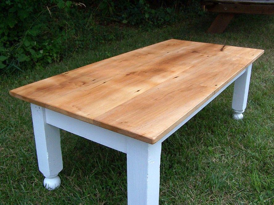 Farm style coffee table. 405.00, via Etsy. Table, Farm