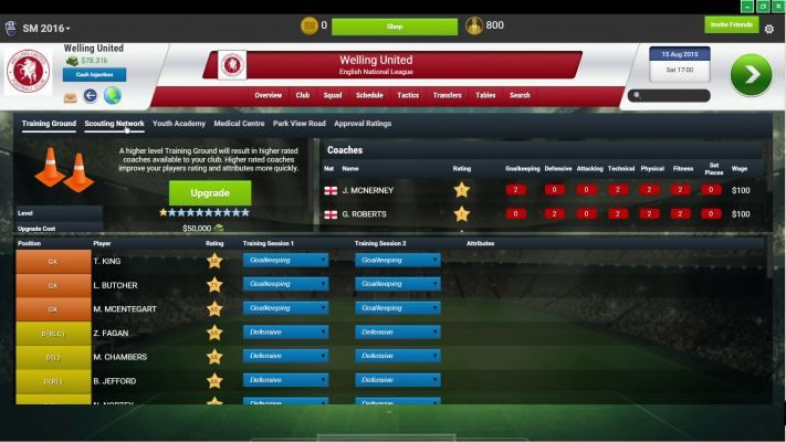 Soccer Manager Management Games Play Soccer Mmo Games