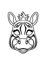 Masken Basteln - Maskenvorlagen PDF drucken in 2020 (mit