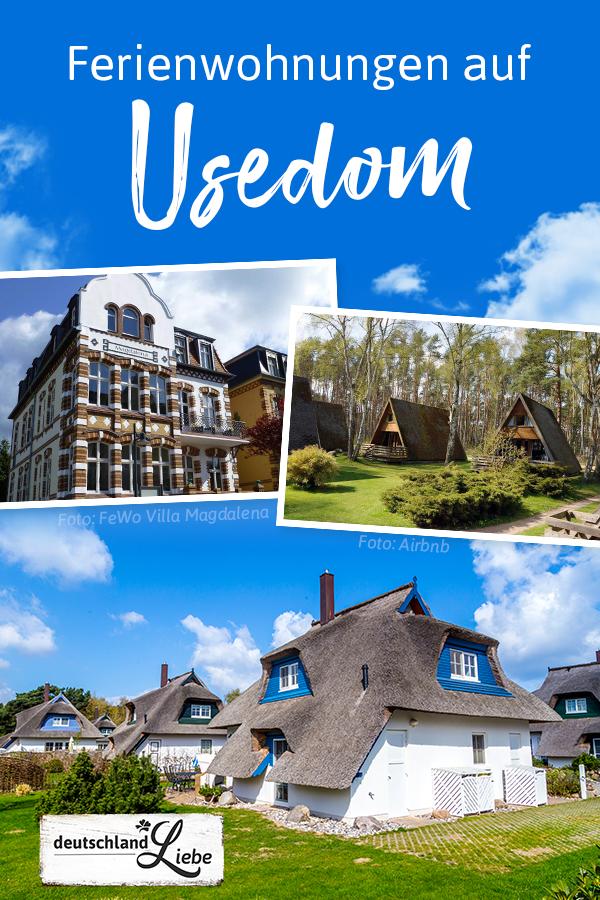 Ferienwohnungen auf Usedom ☀ in 2020 Ostsee urlaub