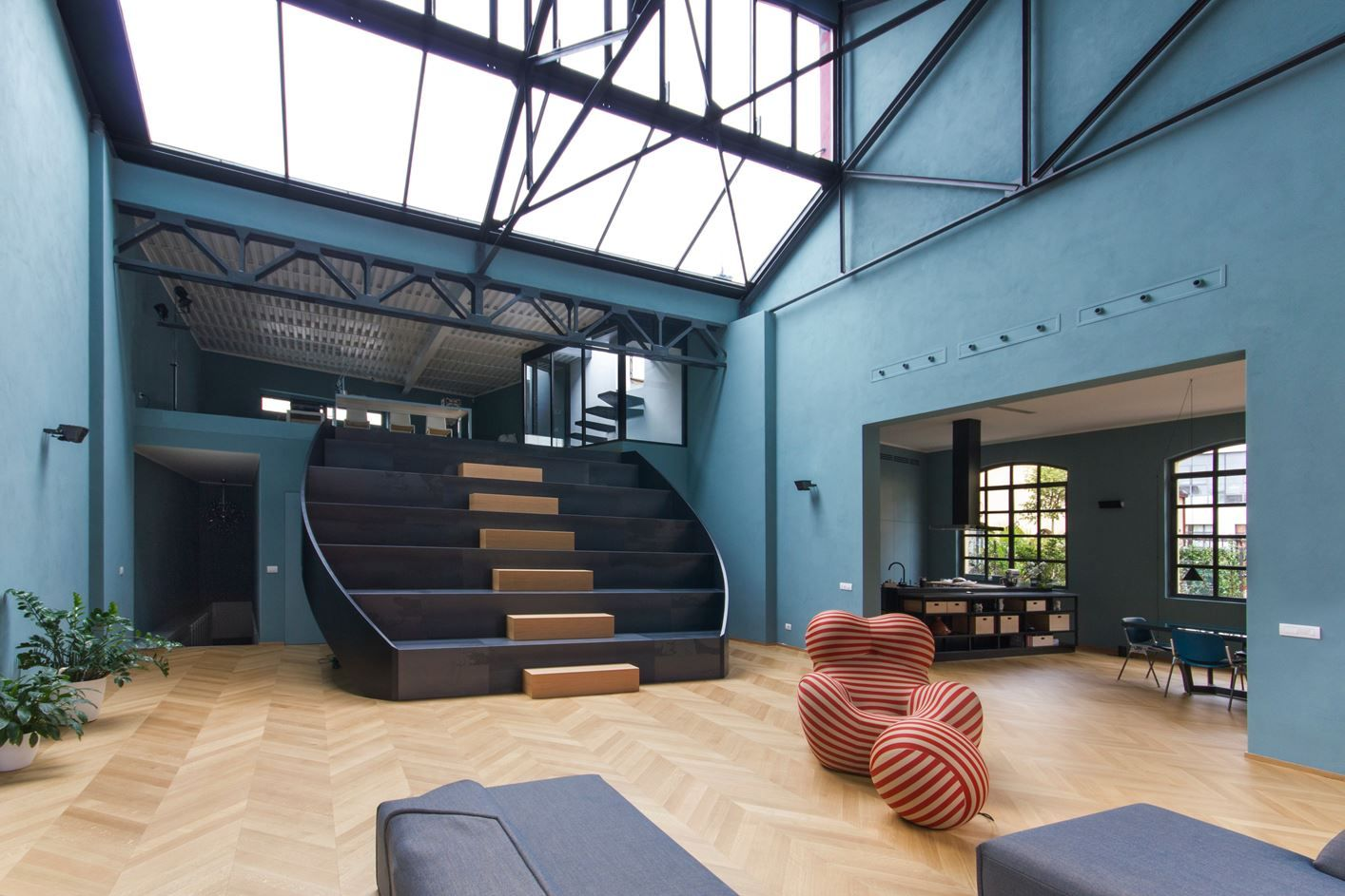 LOFT M.S S.C - Picture gallery | Residential | Pinterest