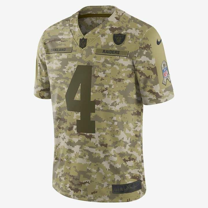 b0fc63eaebb Nike NFL Oakland Raiders Color Rush Limited (Amari Cooper) Men's Football  Jersey