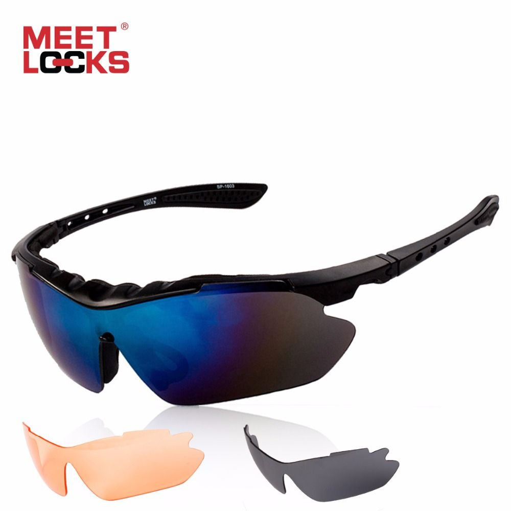 85c654343c0e Cheap sunglass sports sunglasses, Buy Quality uv sunglasses sport directly  from China sunglasses sport bike Suppliers: MEETLOCKS Sports Sunglasses  With ...