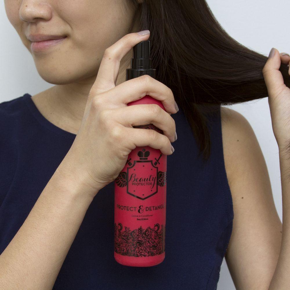 Beauty Protector Protect Detangle Beauty Protector Beauty Detangler