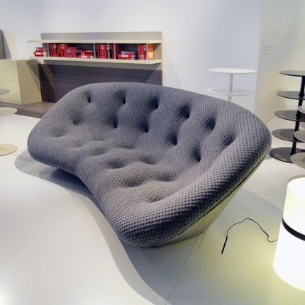 Neat, award-winning sofa design for a game room - as shown for their ...