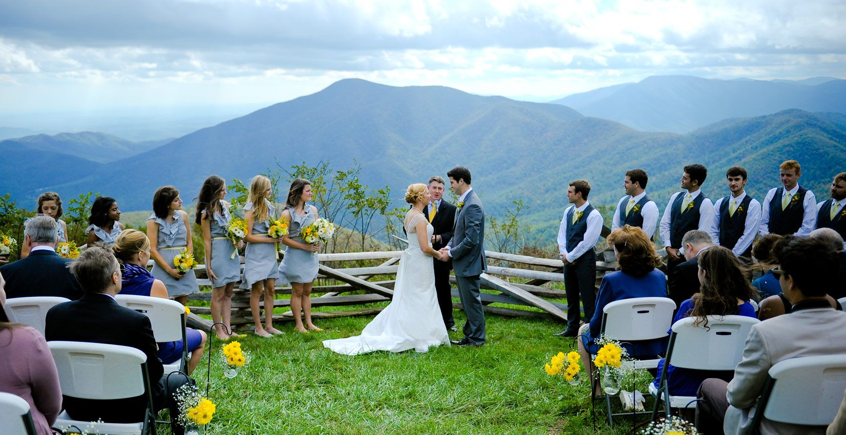 From Mountain Views To Delicious Finger Food Check Out Our Blog Describing Modern Wedding Trends