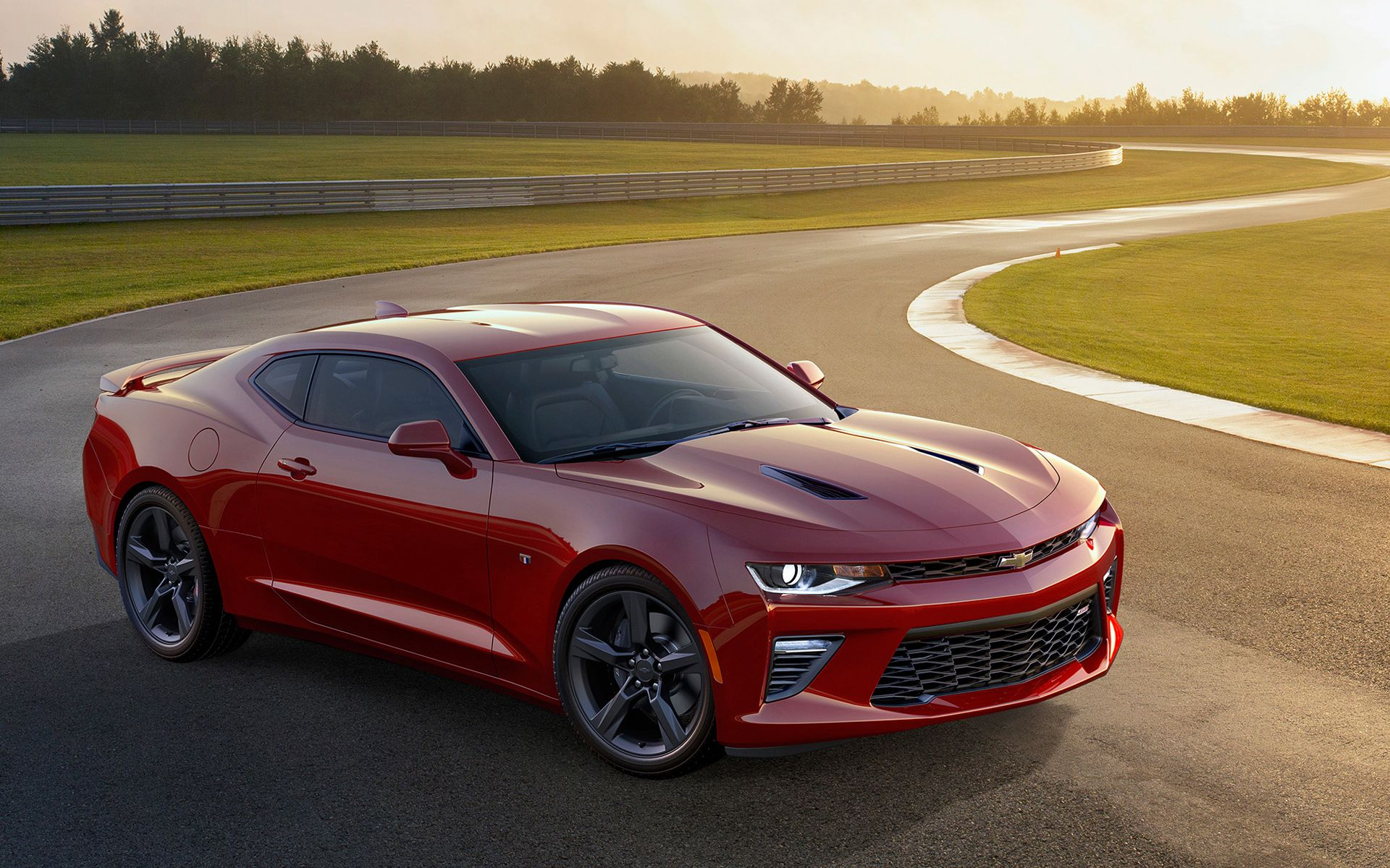 2016 Chevrolet Camaro Car HD Wallpaper