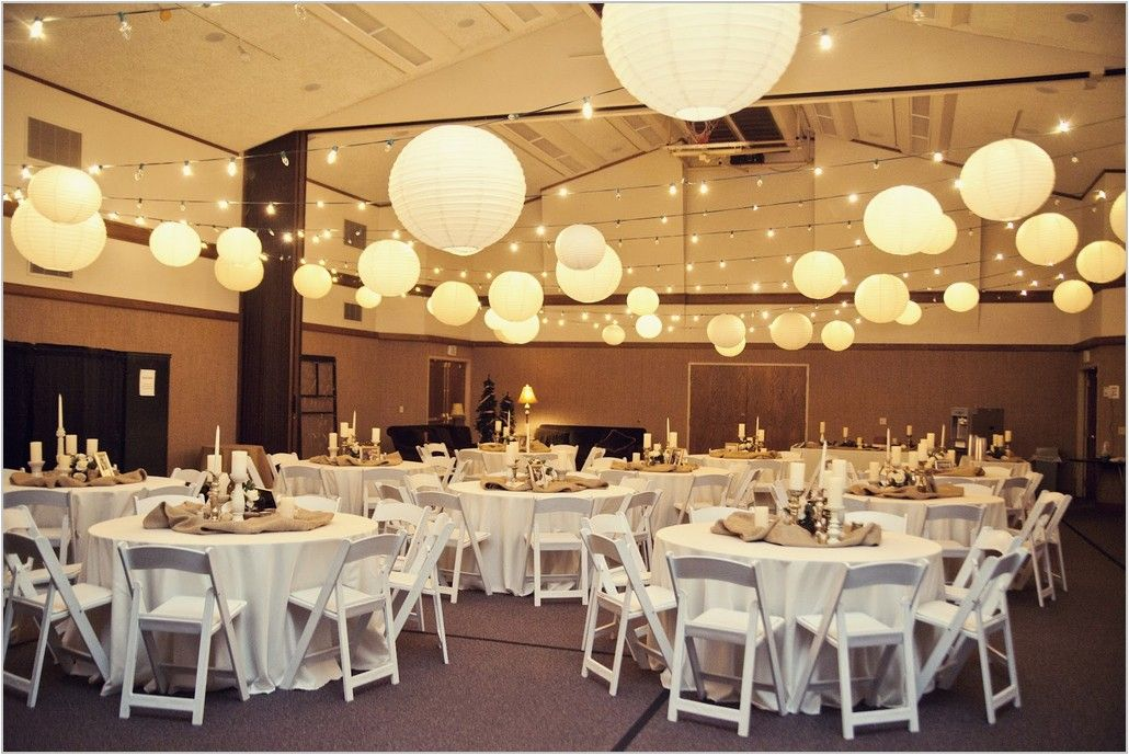 Paper Lantern Wedding Decoration Ideas