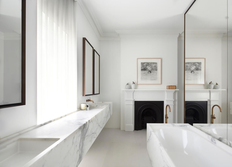 Interview With William Smart Of Smart Design Studio Est Living Marble Bathroom Designs Interior Design Awards Australian Interior Design