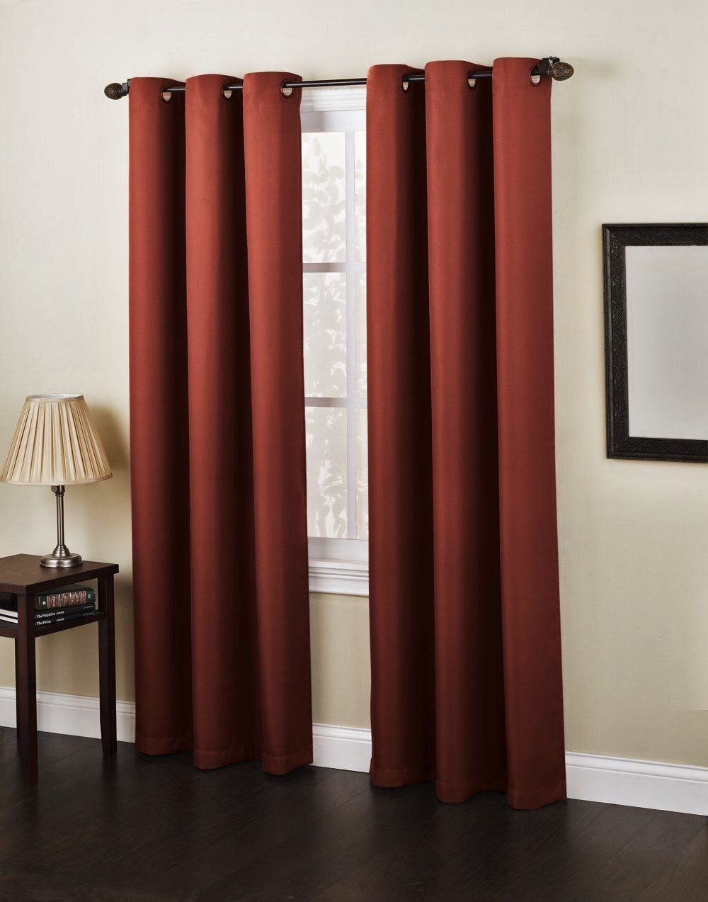 Gorgeous Home Different Sizes 92 1 Burgundy Panel Solid Foam