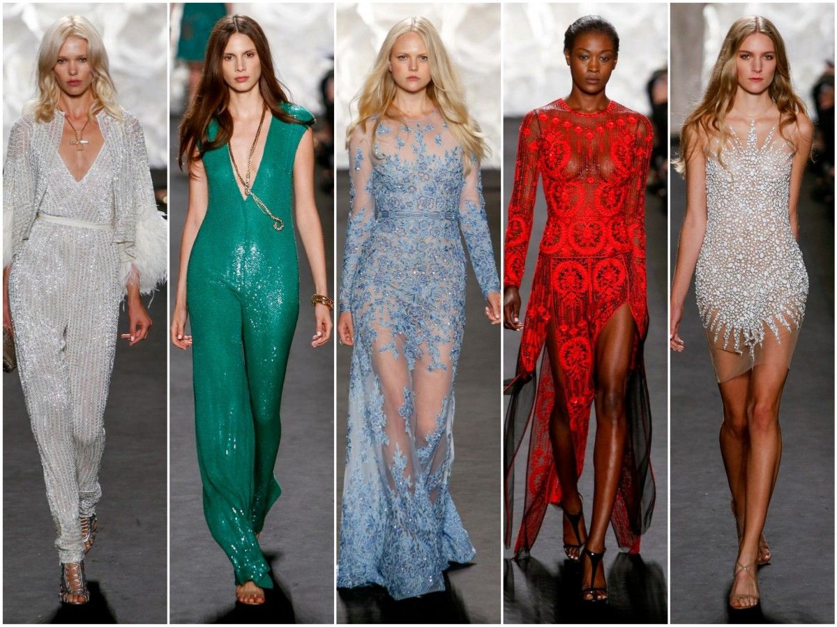 My fav looks from the Naeem Khan show… on Lexicon of Style NYFW SS15