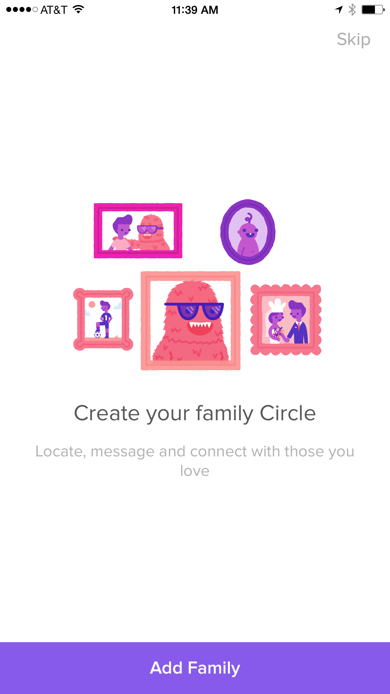 Life360 - Onboarding   Tracking Apps in 2019   Tracking app