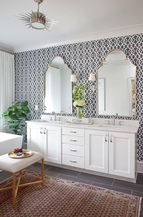 Classic colorful moroccan and persian rugs in bathrooms kitchens bathroom decor pinterest interior design kitchen also rh