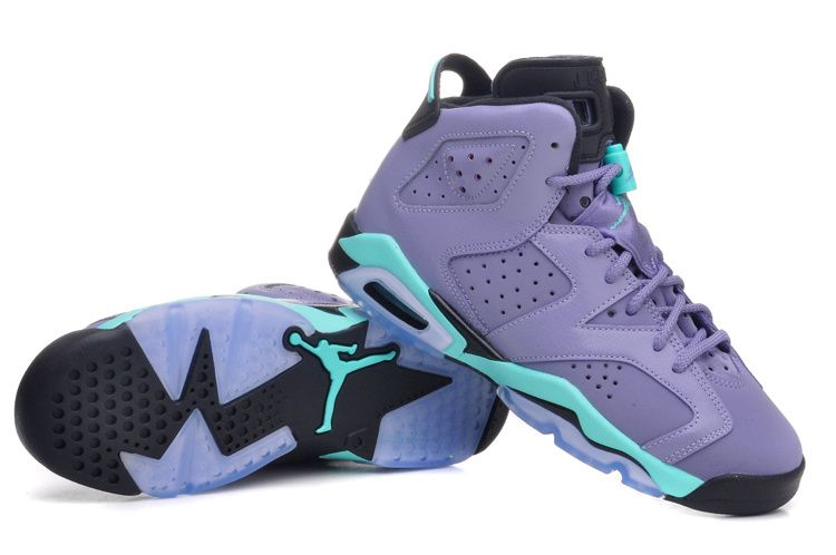 info for 78901 d0ed7 Girls Air Jordan 6 Retro Cool Grey Turbo Green-Black For Sale .
