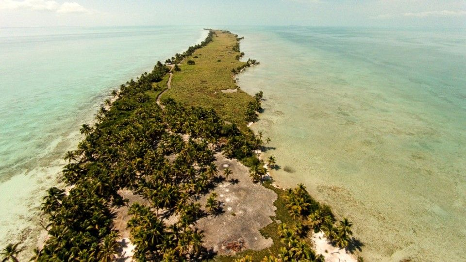 Leonardo DiCaprio to build an eco-resort on 104-acre private island
