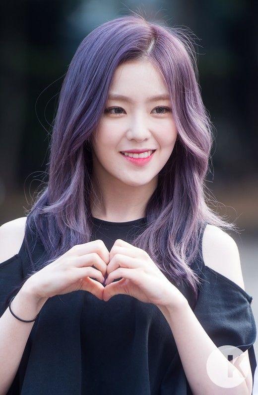 Đây là style tóc dù đơn giản nhưng vẫn khiến các mỹ nhân Hàn đẹp dịu dàng hết nấc