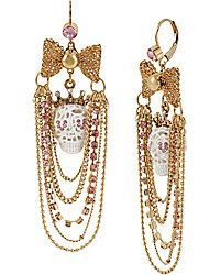 Drop Earrings - Shop Women's Fashion Earrings from Betsey Johnson