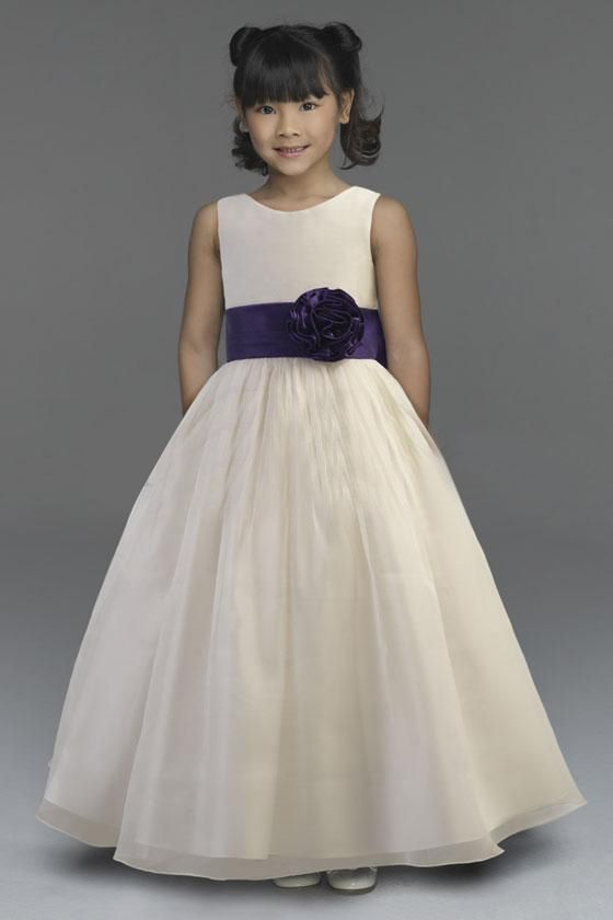 0b52afaac7f79 Flower Girl Dress | How to Select Perfect Purple Flower Girl Dresses ...
