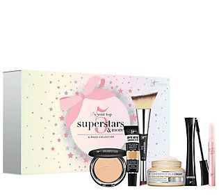 IT Cosmetics IT's Your Top 5 Superstars and More! 6-Piece Holiday