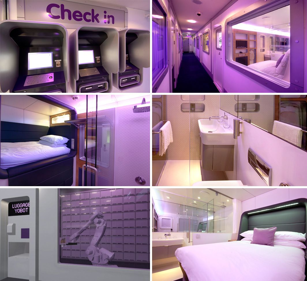Yotel Heathrow Airport If You Have More Than Four Hours Layover