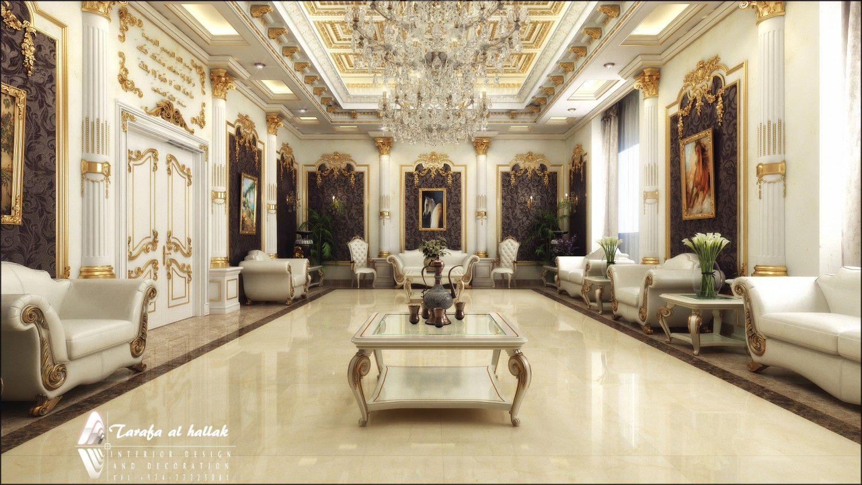 Classic vip lounge Rehlame tarafahallak Neoclassic Style