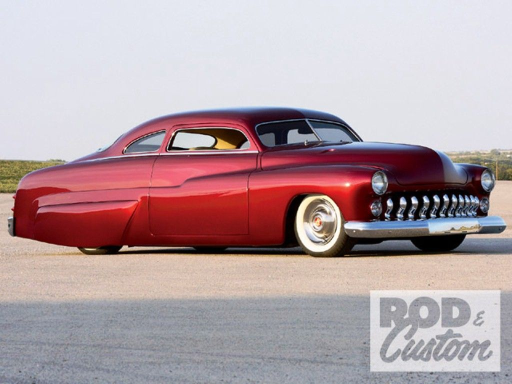 1951 mercury coupe love the color