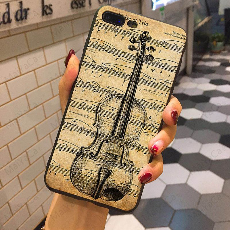 Music Gifts Ideas And Accessories For Music Lovers Music Note Gifts Friends Phone Case Phone Cover Designs Ideas Latest Phone Case