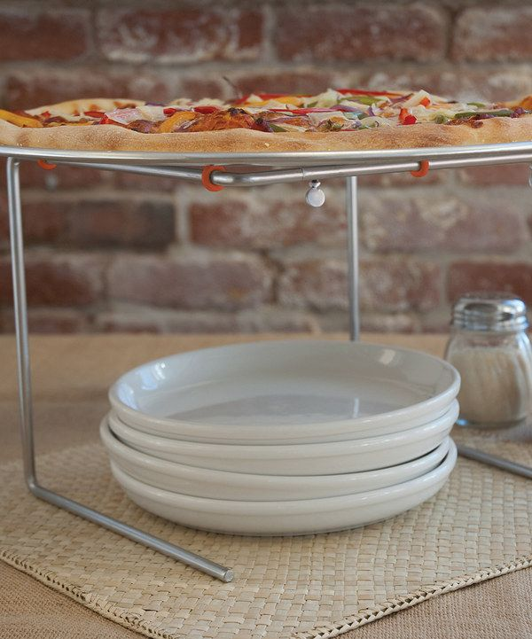 Love this Pizza Stand & Pan by Pizzacraft on #zulily! #zulilyfinds